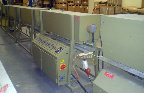 Extrusion Line of Madison Wire